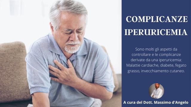 complicanze iperuricemia