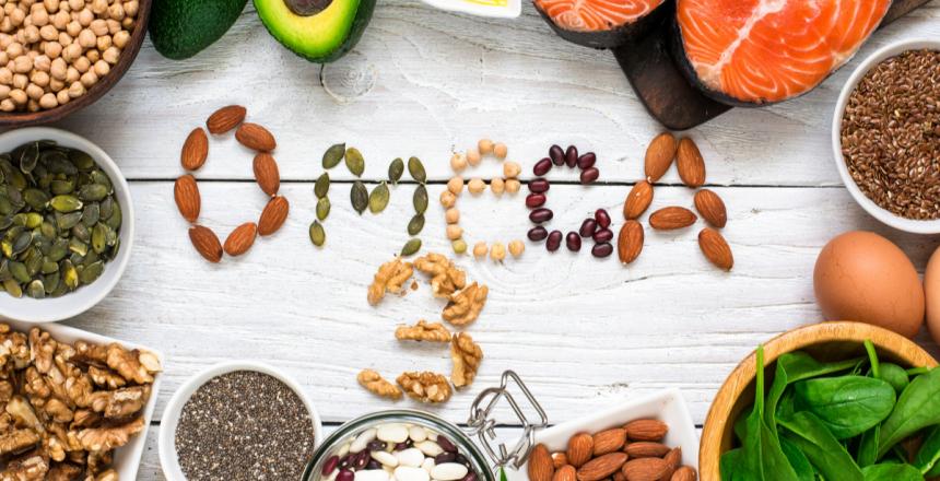 Benefici omega3